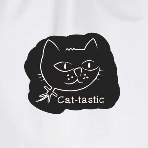 Cat-tastc - Drawstring Bag