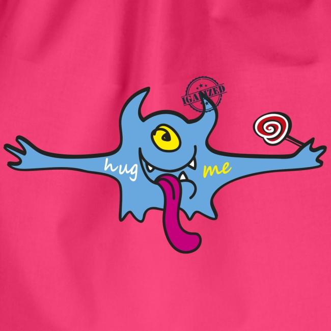 Hug me Monsters - Every little monster needs a hug