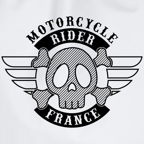 Motorcycle Rider France 'Wing' - Sac de sport léger