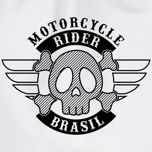 Motorcycle Rider Brasil 'Wing' - Sac de sport léger