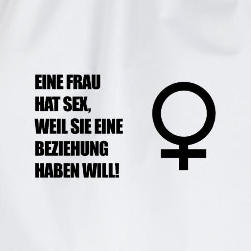 FRAU BEZIEHUNG - Turnbeutel