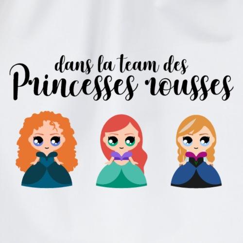 Team princesses rousses - Sac de sport léger