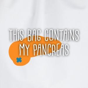 Diabetes Bag (Diabetes-Tasche) - Turnbeutel