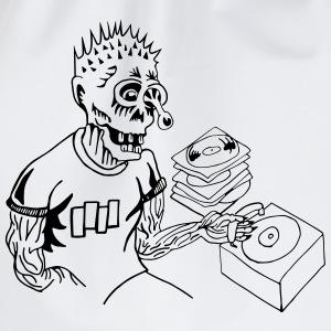 craig, the punk head - Drawstring Bag