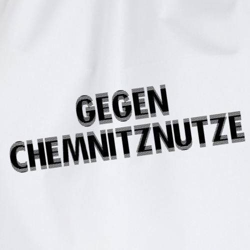 Chemnitznutz - Turnbeutel