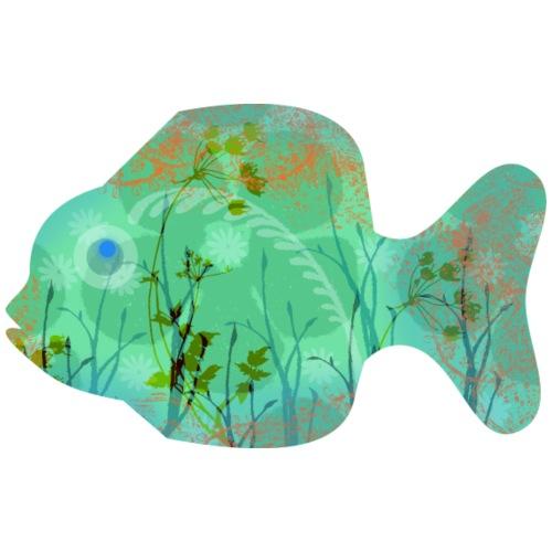Frischer Fisch für Dich Ms Golliwoog - Turnbeutel