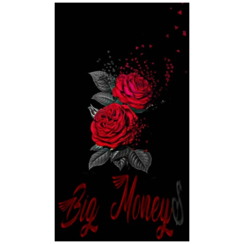 rose - BIG MONEY$ - Mochila saco