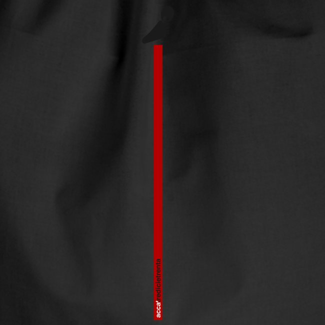 accatredicietrenta banda rossa