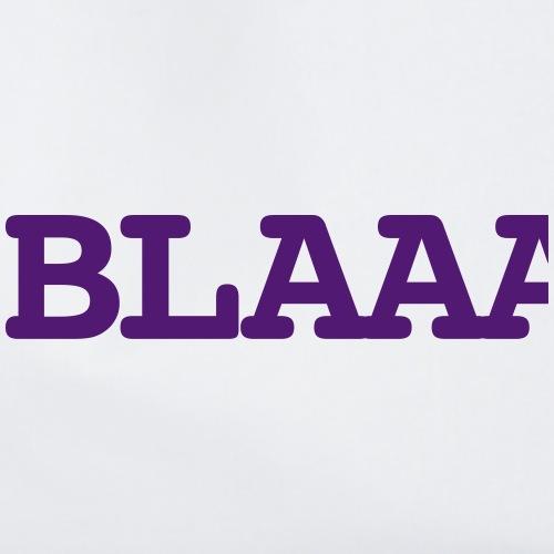Blaaaa - Turnbeutel