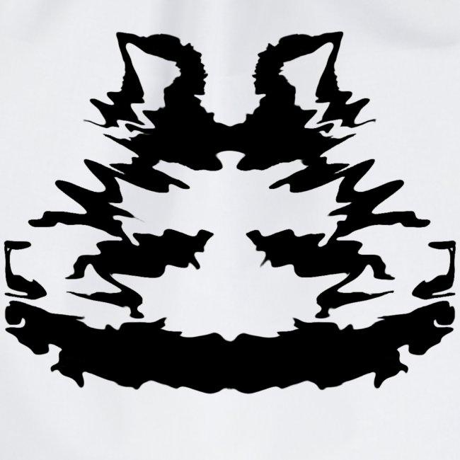 Rorschach Katze