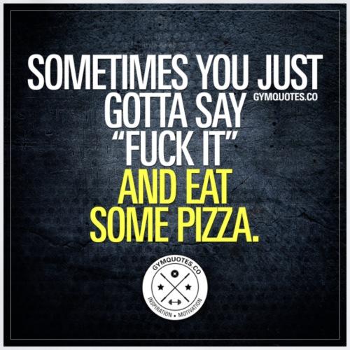 eat some more - Gymnastikpåse