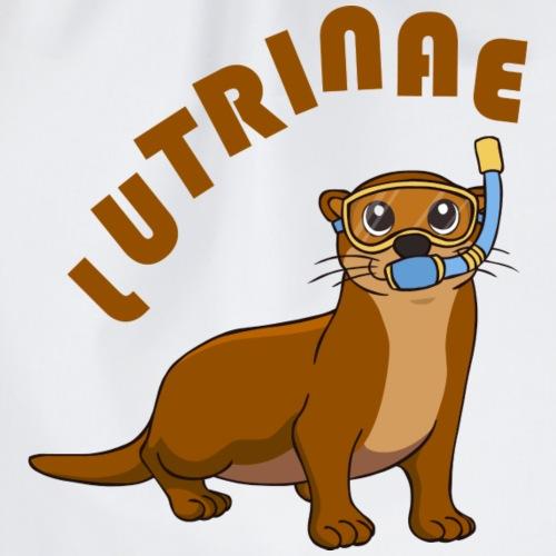 Otter - Turnbeutel