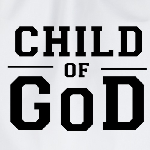 Child of God - Turnbeutel
