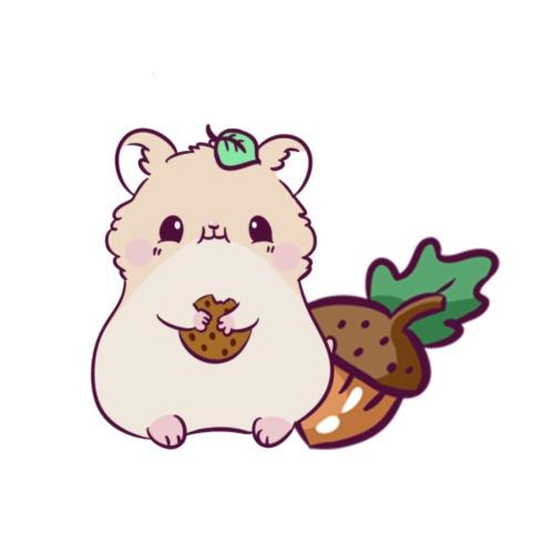 Hamster mignon - Sac de sport léger