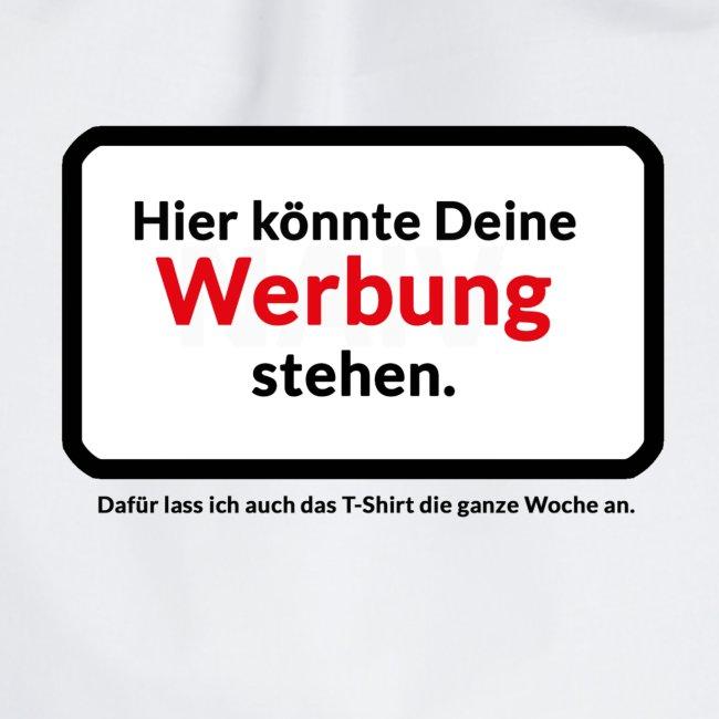 HIER KÖNNTE DEINE WERBUNG STEHEN