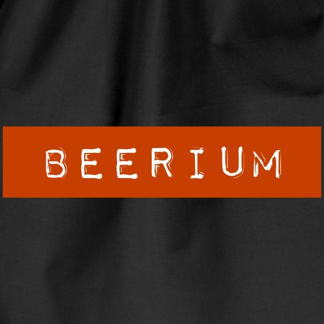 BEERIUM logo orange