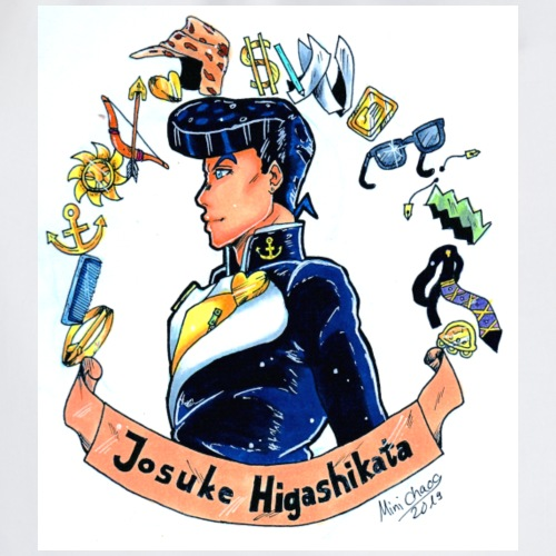 JOJO Generation Part Four - Turnbeutel