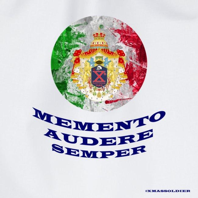 MEMENTO AUDERE SEMPER