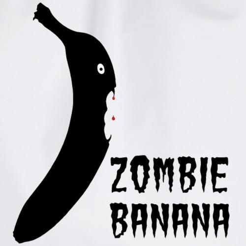 zombie banana - Turnbeutel