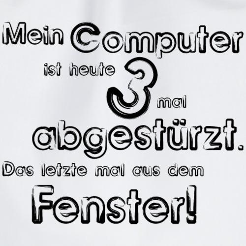 Computer abgestürzt - Turnbeutel