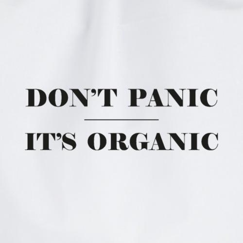 Don't Panic It's Organic - Turnbeutel