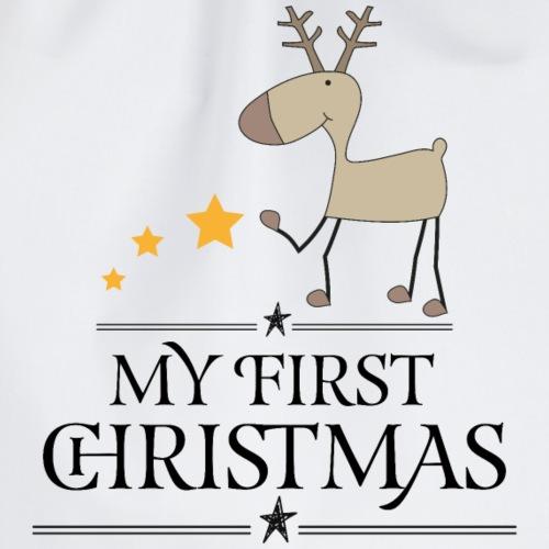 first Christmas - Turnbeutel