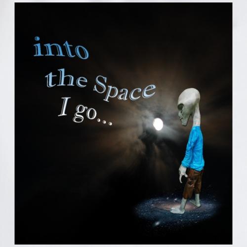 into the space - Sac de sport léger