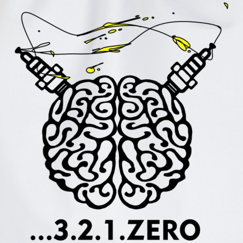 Gehirnstart - Turnbeutel