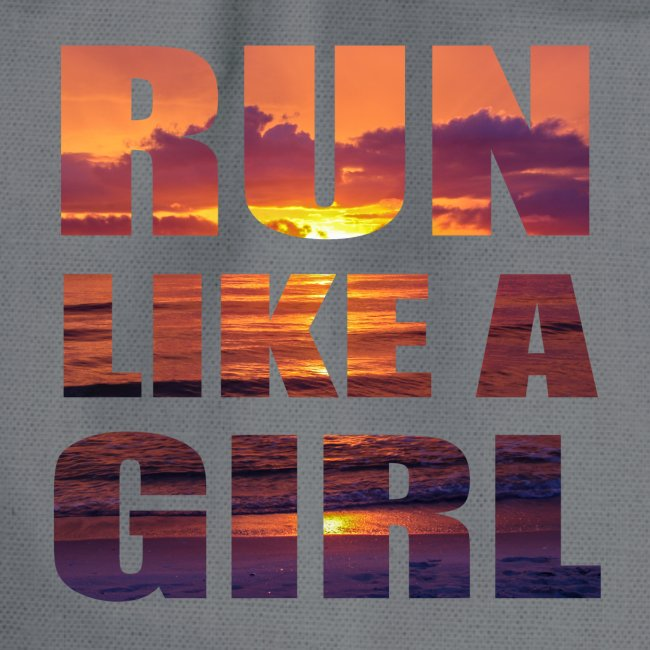 run like a girl @RUNNINGFORCE