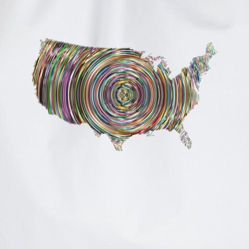 America - Turnbeutel
