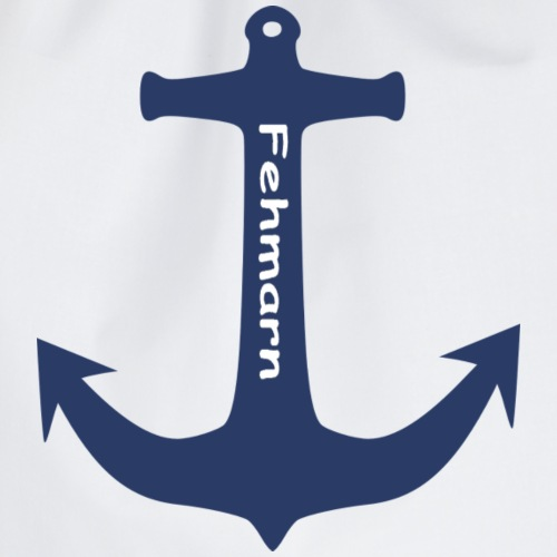 Fehmarn Anker - Turnbeutel