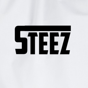 steez tshirt name - Gymtas
