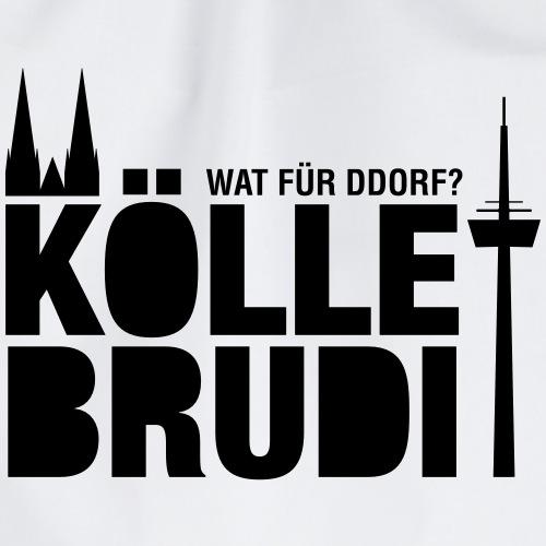KÖLLE BRUDI! - Turnbeutel