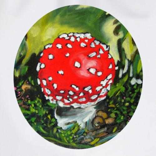 Amanita muscaria / Fliegenpilz / Glückspilz - Turnbeutel