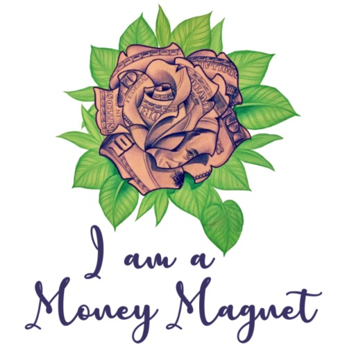 I am a Money Magnet - Turnbeutel