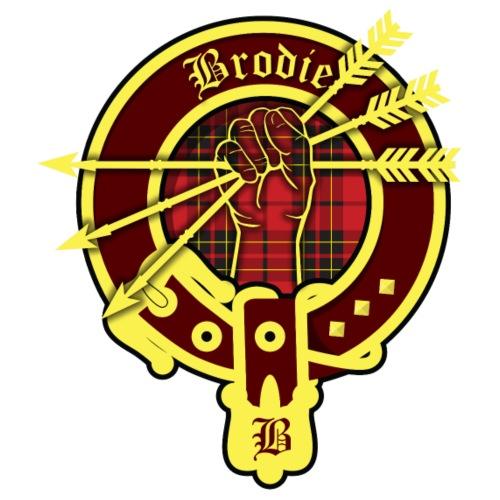 brodie logo - Turnbeutel