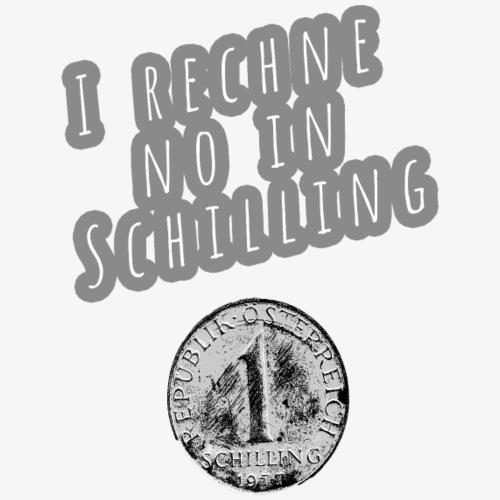 irechnenoinSchilling - Turnbeutel