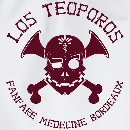 Los Teoporos Bordeaux - Sac de sport léger