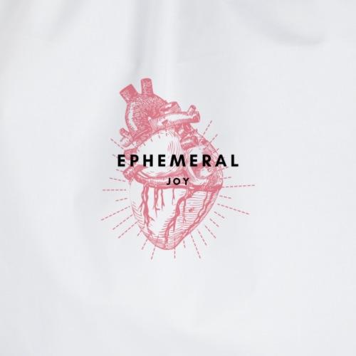 ephemeral joy - Turnbeutel