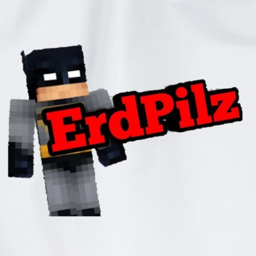 ErdPilz New logo - Turnbeutel