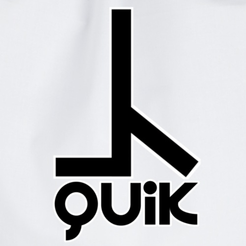 Quik Logo2 - Turnbeutel