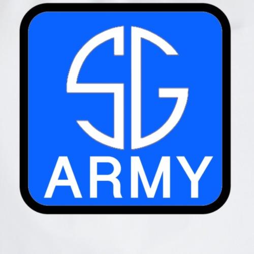 SemGamerArmy logo in box - Gymtas
