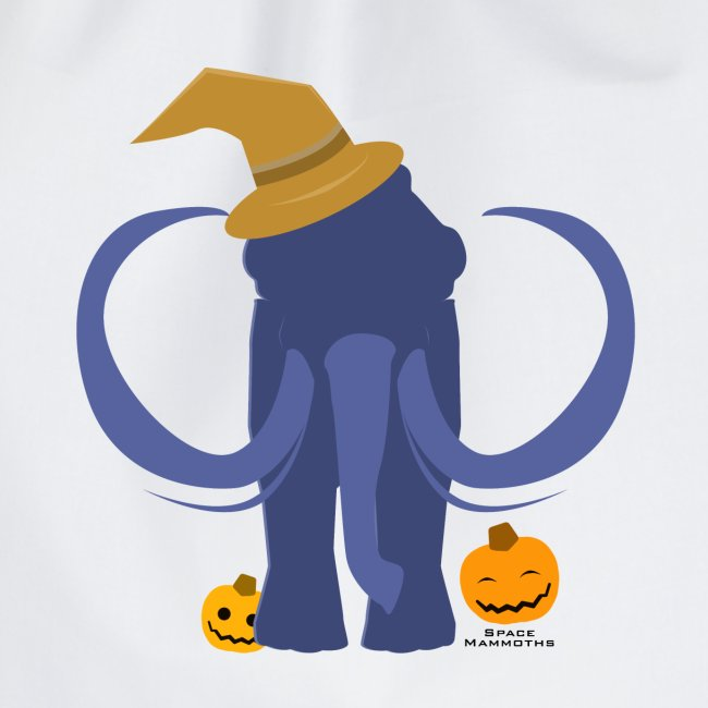 Halloween Space Mammoth