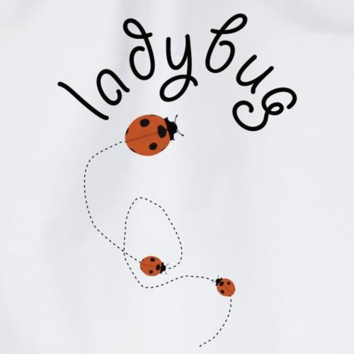 Ladybug - Gymtas
