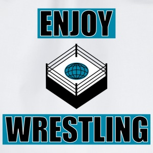 ENJOY_WRESTLING_BASIC_DesASD - Mochila saco