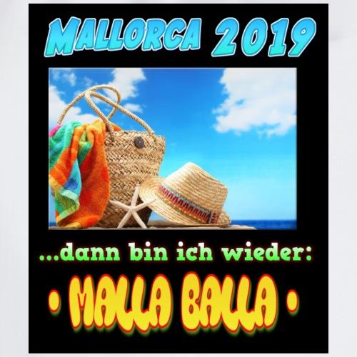 Mallorca 2019 - Turnbeutel