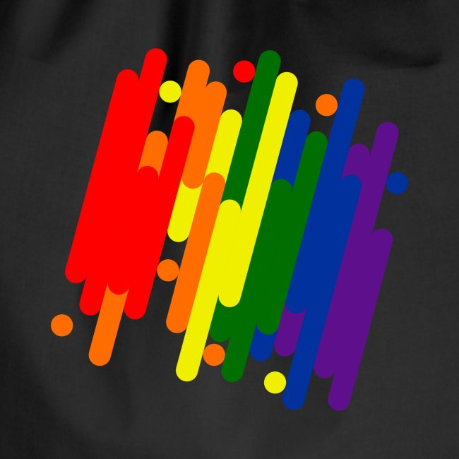 Abstract Pride Design