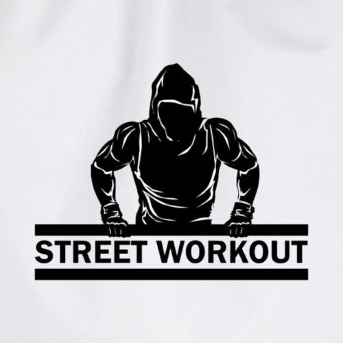 LOGO STREET WORKOUT - Sac de sport léger