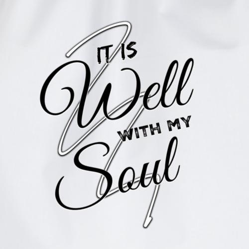 Well Soul Tee - Turnbeutel