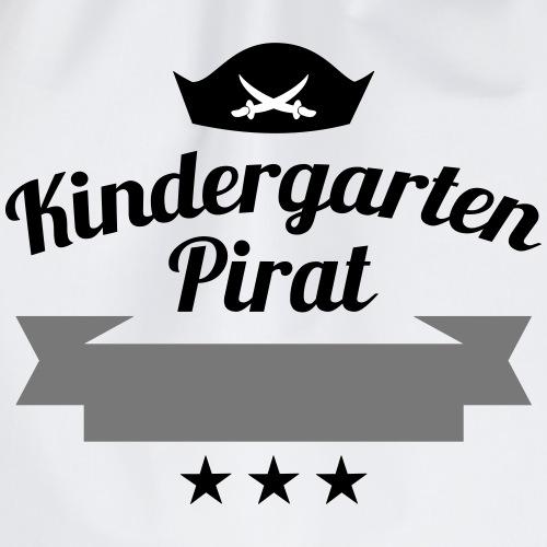 Kindergarten Pirat - Turnbeutel